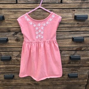 Toddler Girl's Gymboree Pink Dress in Size 3T